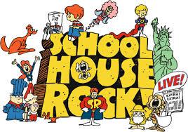 HLAAKC Schoolhouse Rock Live logo
