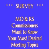 HLAAKC survey mo ks commissioners