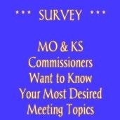 HLAAKC survey mo ks commissioners