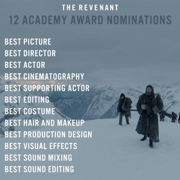 hlaakc the revenant awards
