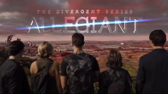 hlaakc The Divergent Series- Allegiant