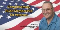 HLAAKC Veteran Membership