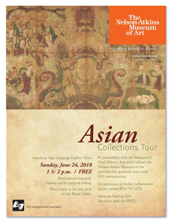 ASL Tour June 2018 - Asian Collections